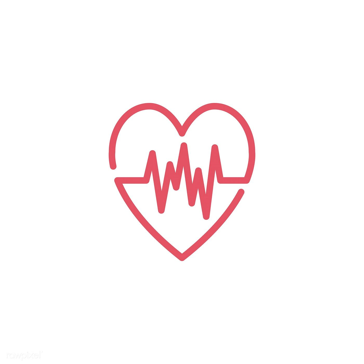 Heart Icon That Beats Heartbeat Clipart Heart Icons Healthcare Png And Vector With Transparent Background For Free Download In 2021 Heart Icons Clip Art In A Heartbeat