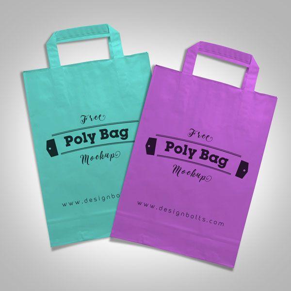 Download Free Plastic Polly Shopping Bag Mock Up Psd Bags Shopping Bag Design Free Bag
