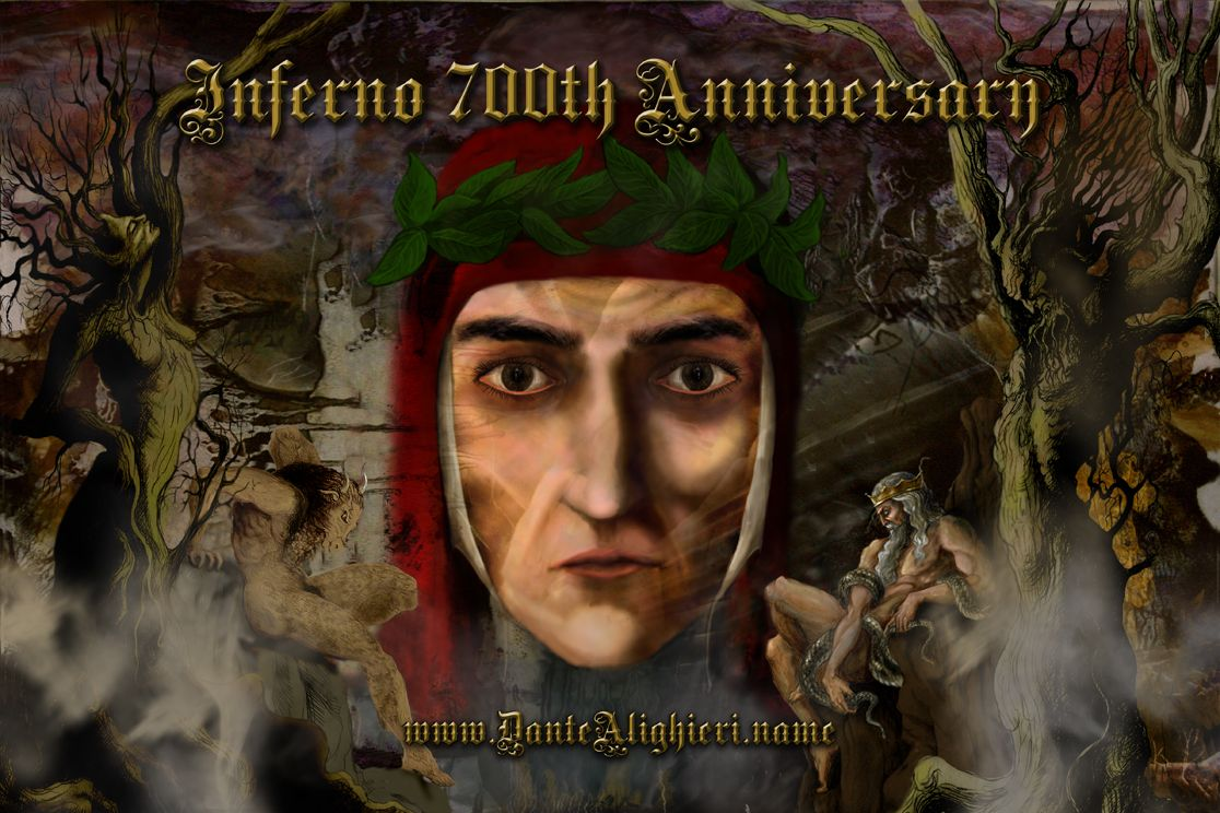 """the development of the main character in inferno by dante alighieri A novel based on the self-development of the central character,  dante alighieri"""" dante's poem  alighieri, the divine comedy i: inferno,."""
