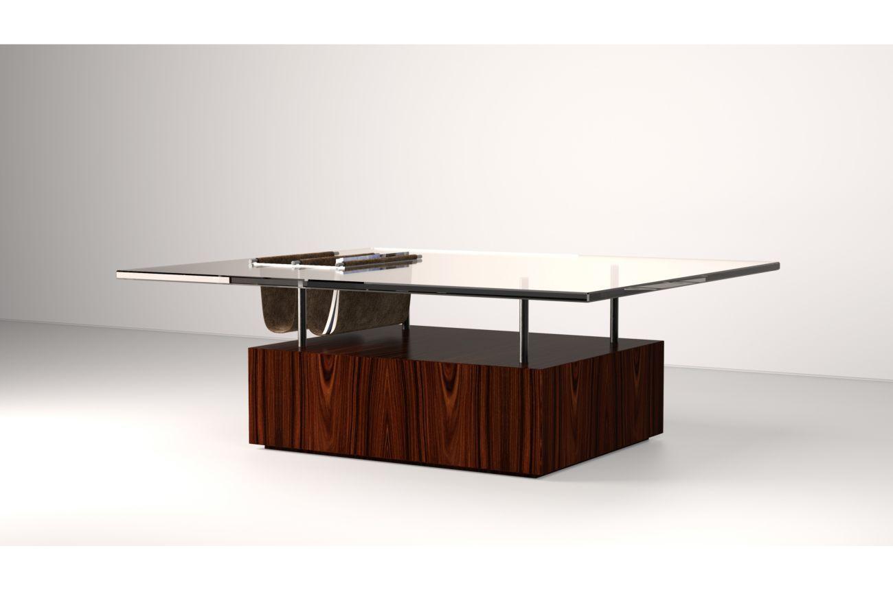 Gazette Coffee Table By Lucas Leibman Design Coffee Table Table Design [ 860 x 1300 Pixel ]