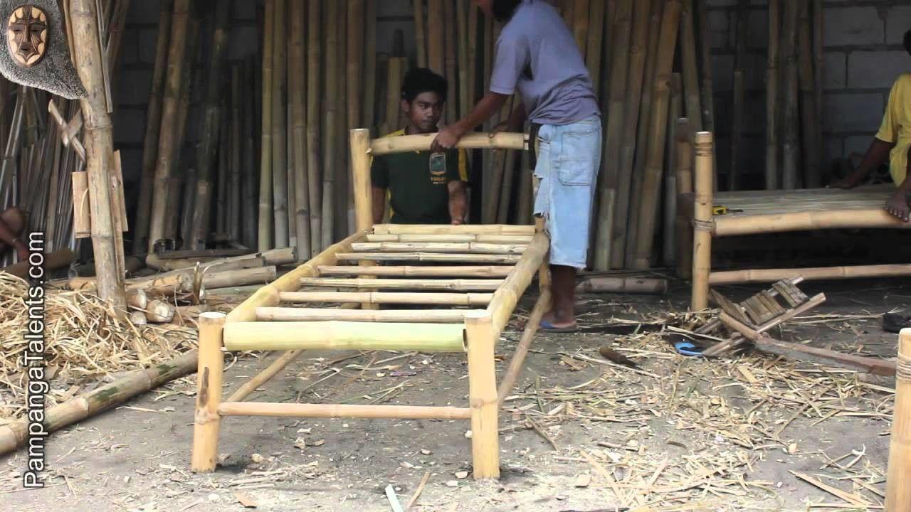 Bamboo Furniture Maker In Pampanga Philippines Bamboo Furniture  # Muebles Pampanga