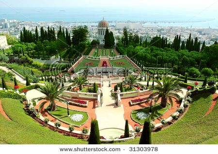 5ca6089e82e810b5a3be202990a3bf59 - Bahai Gardens In Haifa Israel Photos