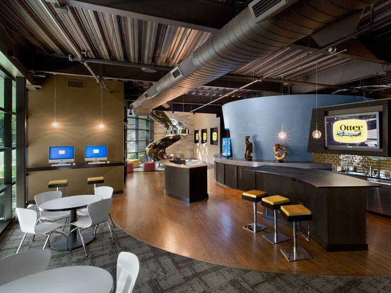 Open Office Kitchen Office Interior Ideas Kimball
