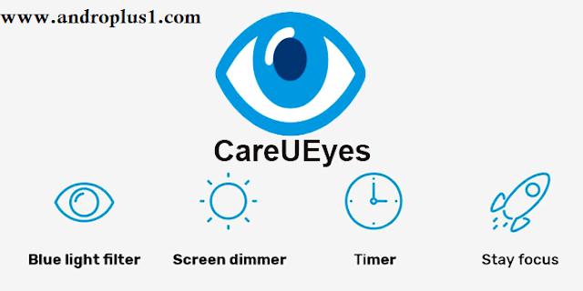 تحميل برنامج Careueyes لوقاية العين من أشعة شاشة الحاسوب مجانا Light Filter Filters Vehicle Logos