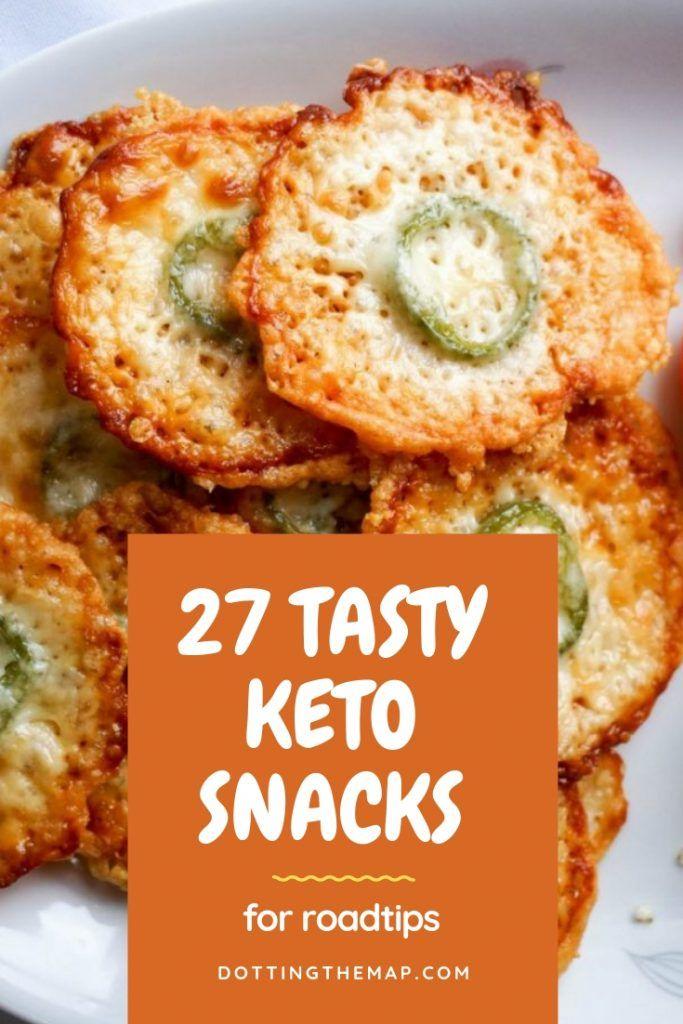 27 Healthy Keto Snacks for Roadtrips images