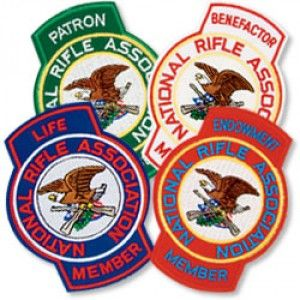 Nra Membership Patch Badges Patches Pins Nra