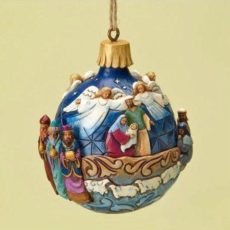 Productimage Picture Nativity Scene Musical Hanging Ornament 6407 Jpg 450x450 Q85 Jpg 450 450 Jim Shore Christmas Christmas Nativity Scene Christmas Nativity