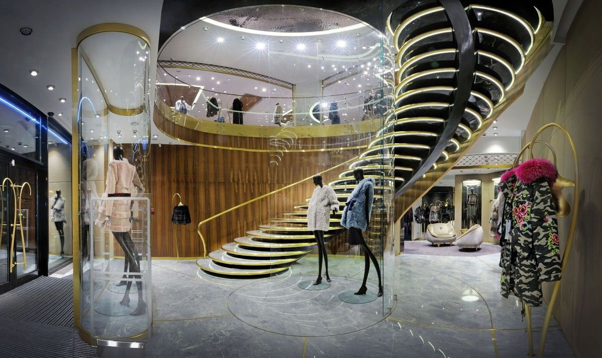 Sybarite-Architects-Scenarium-Ekaterinburg-Fur-Store-Luxury-Russia
