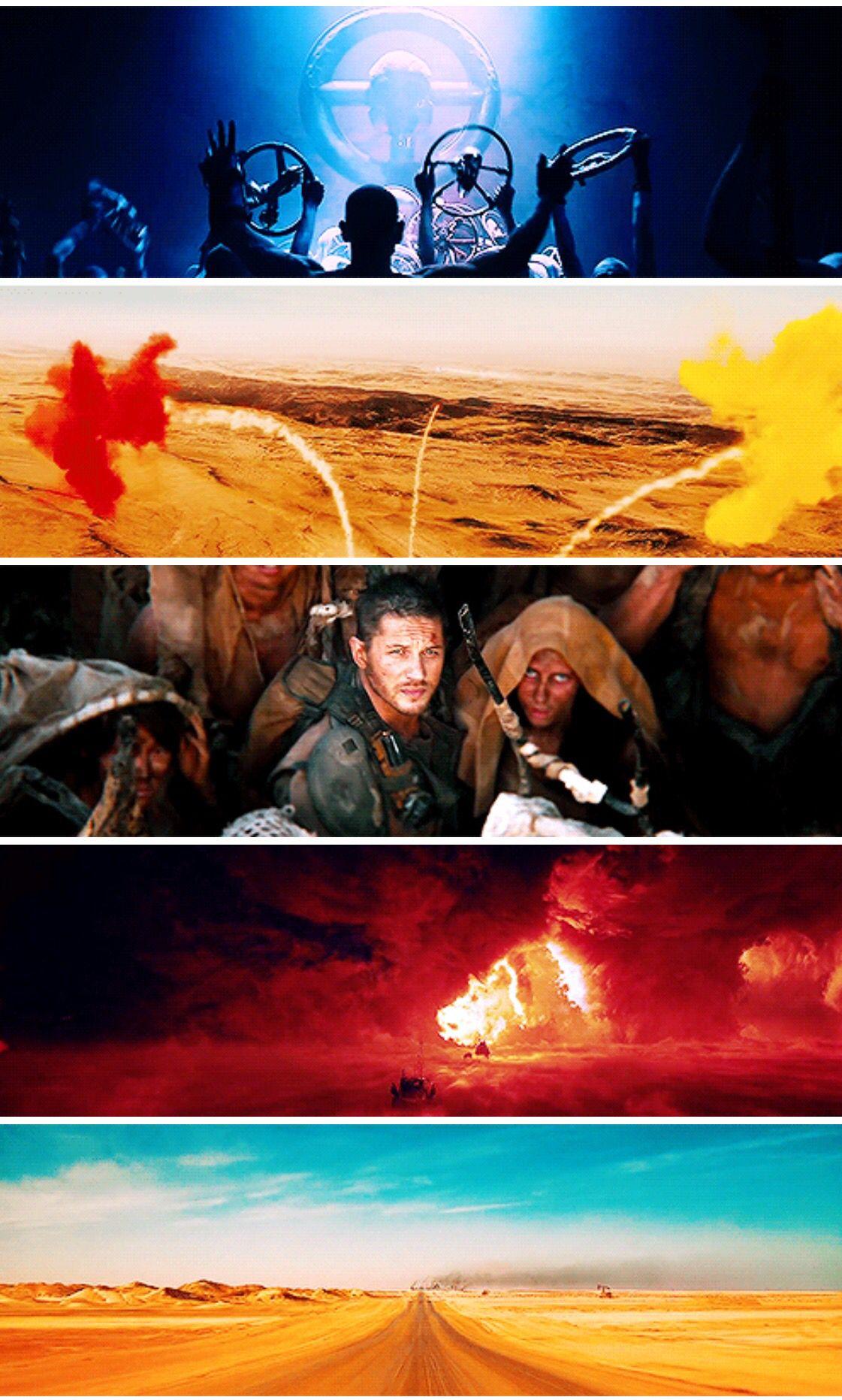 Mad Max: Fury Road - John Seale (Cinematographer)