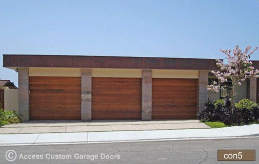 Contemporary Collection Garage Doors Access Custom Garage Doors Garage Doors Custom Garage Doors Custom Garages