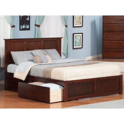 Marjorie King Storage Platform Bed | Camas
