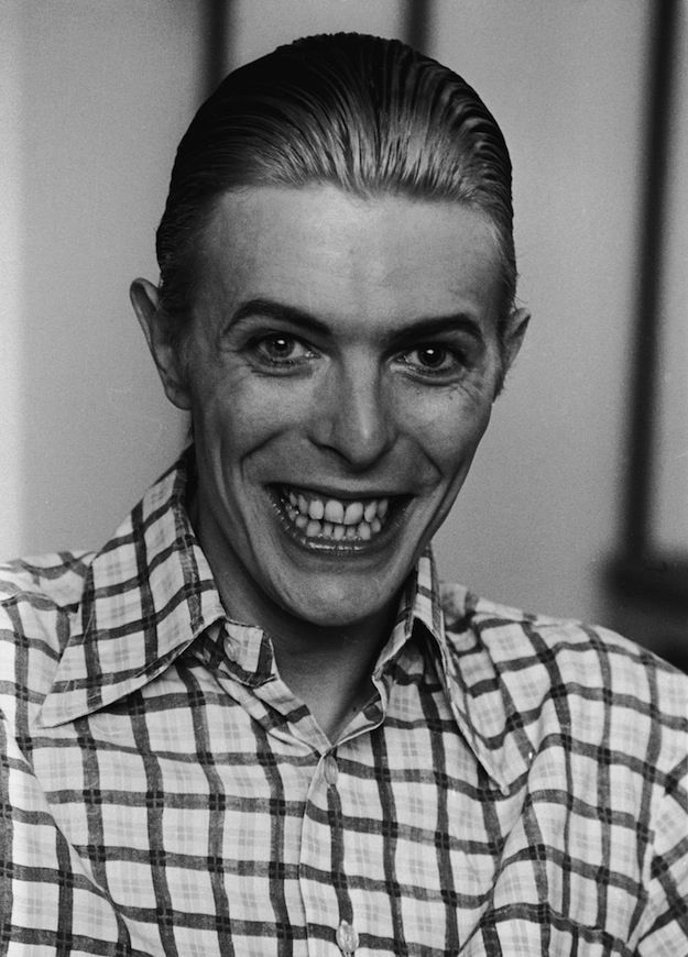 An Important And Definitive Ranking Of David Bowie\'s Hairstyles Over ...