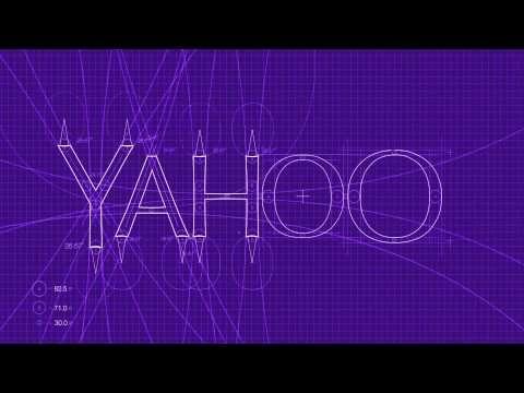 New Logo Yahoo's (2013)