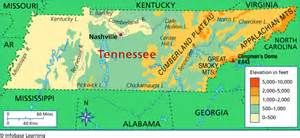 Tennessee elevation map - - Yahoo Image Search Results | Tennessee ...
