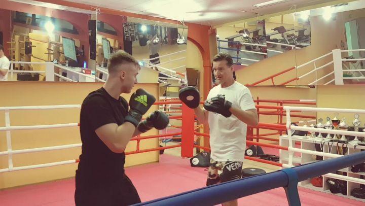 🥊AOMA Fight Club🥊 - GIB ALLES und fang JETZT an!👍✅ #kampfsport #kampfkunst #martialarts...