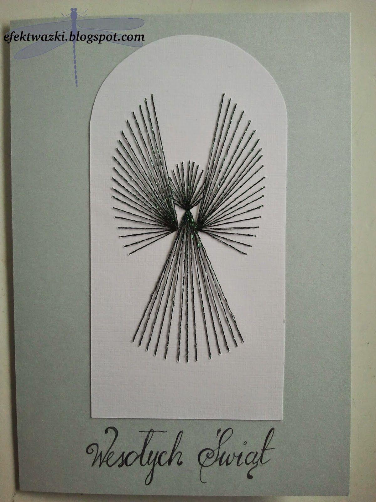 Анимационную, открытки из ниток своими руками шаблоны