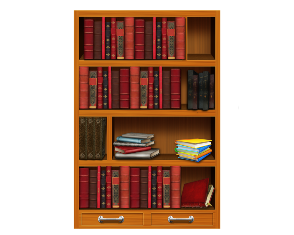 Png Bookshelf By Moonglowlilly On Deviantart Unique Bookshelves Cool Bookshelves Library Bookshelves
