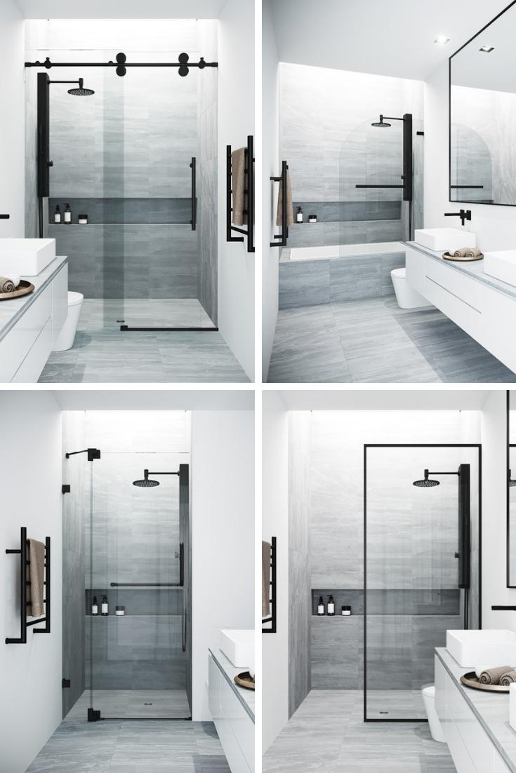 Choose Your Favorite Shower Door Design Ideas With Vigo Visit Us