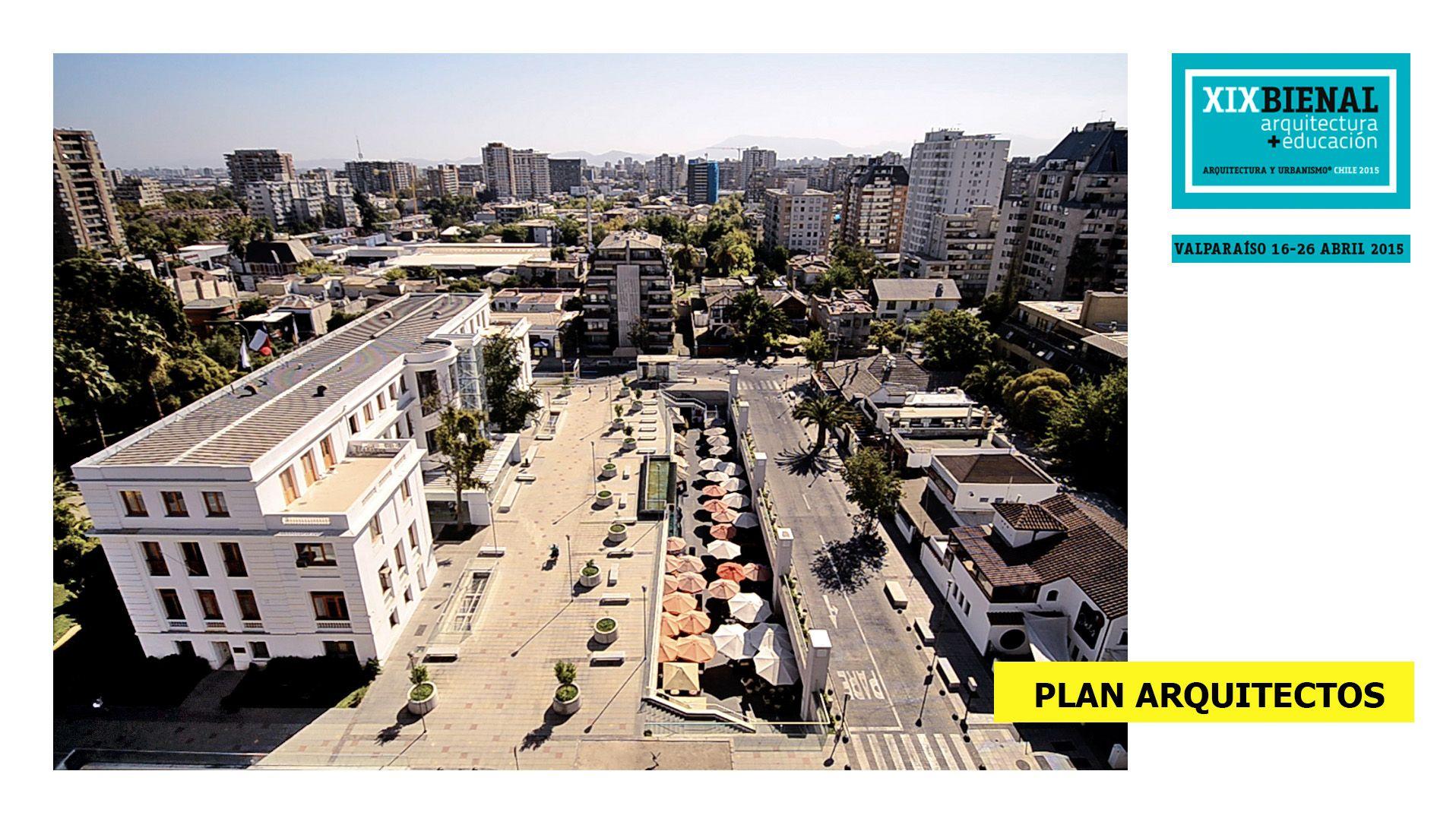 Bienal de Arquitectura / Valparaíso CHILE / PLAN Arquitectos