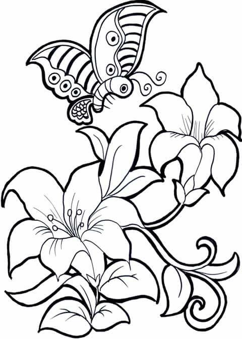 The flower by Zuddi Ichwan. My best teacher