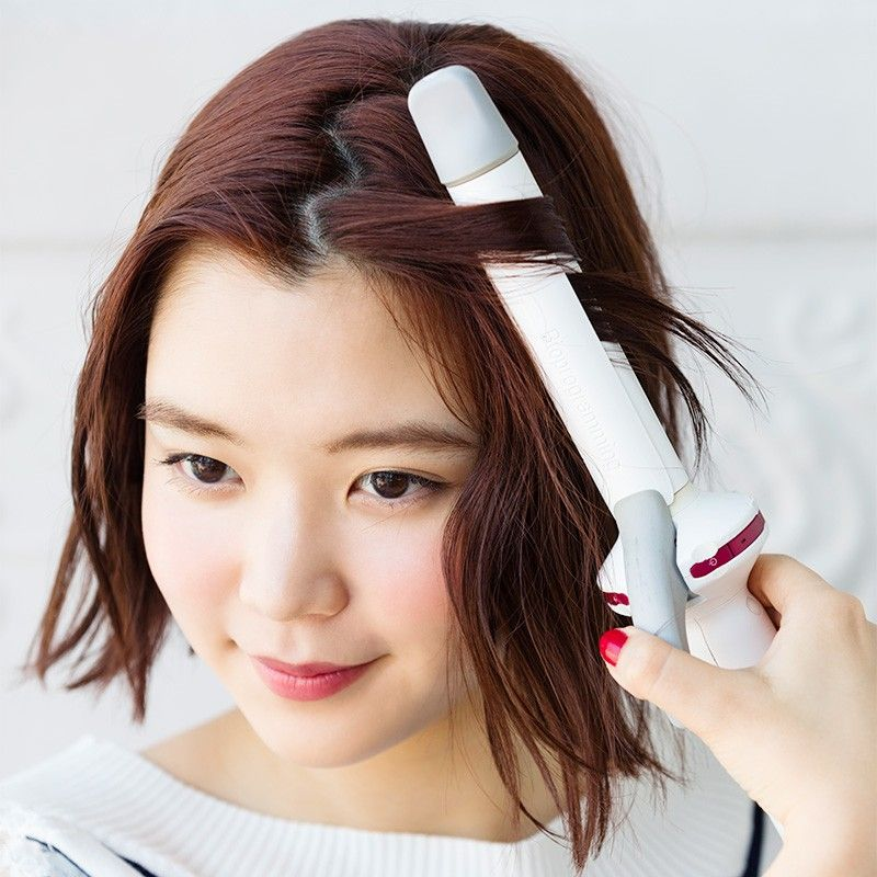 直毛さんの悩みあるある ピンがうまく挿せない を解消してヘア