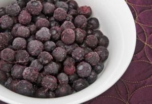 I love blueberries.  I love smoothies.  I kind of like Dr. Oz.  I'll try this.