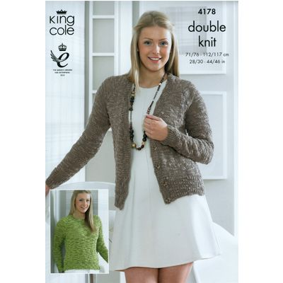 d2356681c349 New Opium knitting knitting leaflets patterns from King Cole Yarns ...