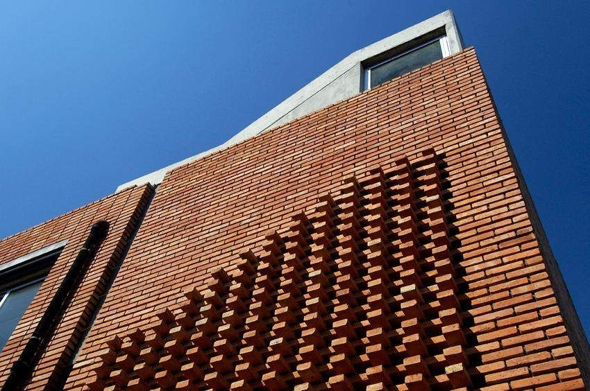 External brick wall cladding stone 9982 exterior home for Exterior wall material options
