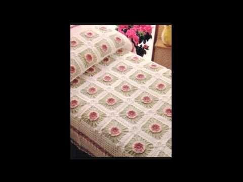 Crochet Bedspread Free Simplicity Patterns51 Crochet
