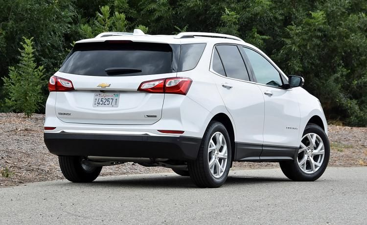 2018 Chevrolet Equinox Premier >> Ratings And Review 2018 Chevrolet Equinox Premier Cars