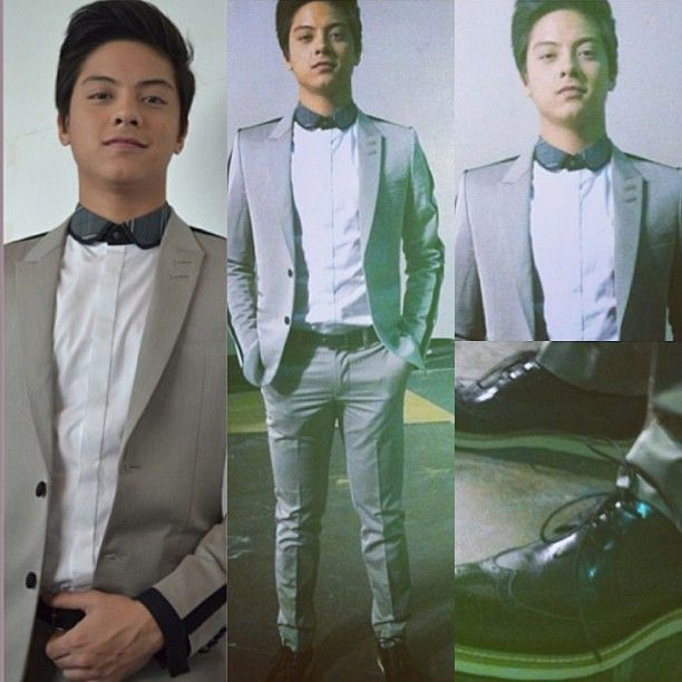 Daniel Padilla: handsome as always on his tux for the Star Magic's 21st anniversary on ASAP!