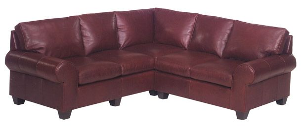 three piece leather sectional leather sectional sofas pinterest rh pinterest ca