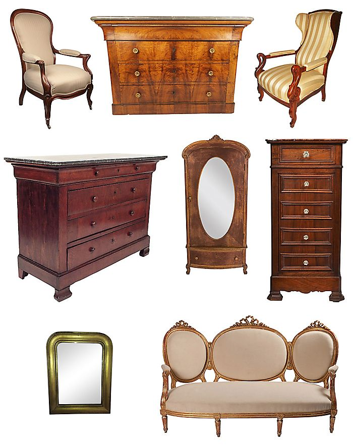 19th Century Louis Philippe Furniture Styles