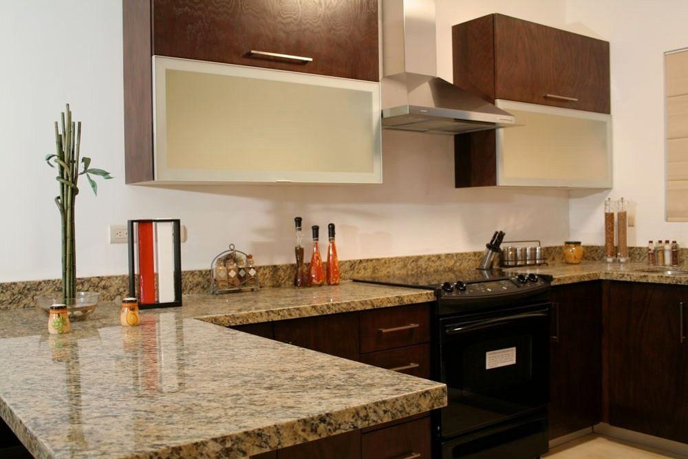 Topes de granito en especial expo ceramica 4 995 for Cocinas de granito precio