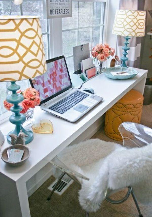 wohnideen fensterbank deko arbeitsplatz gestalten Home, Sweet - wohnideen und dekoration