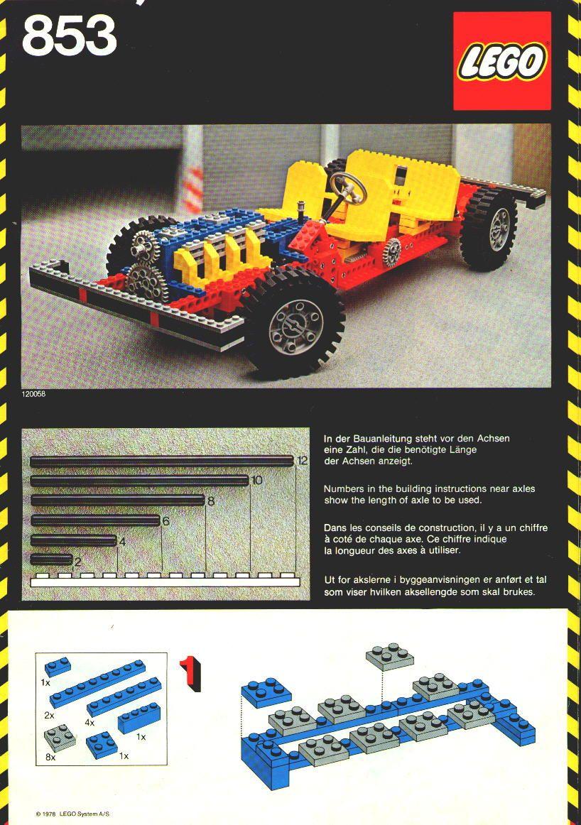 001g Lego Cars Pinterest Legos Lego Instructions And Lego