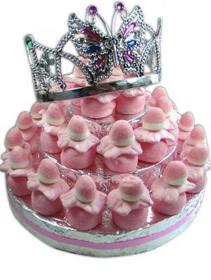 Tarta de #chuches - Candy cake - Gâteau de bonbons - Snoeptaart - #golosinas