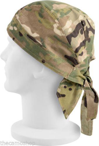 Defcon-5-Multicam-camo-army-bandana-coolmax-cotton-tactical -headgear-mesh-pouch dca9decdb23f