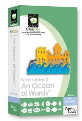 10++ Cricut ocean of words ideas