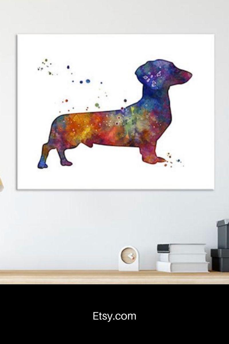 English Bulldog Instant Download Printable Watercolor Portrait