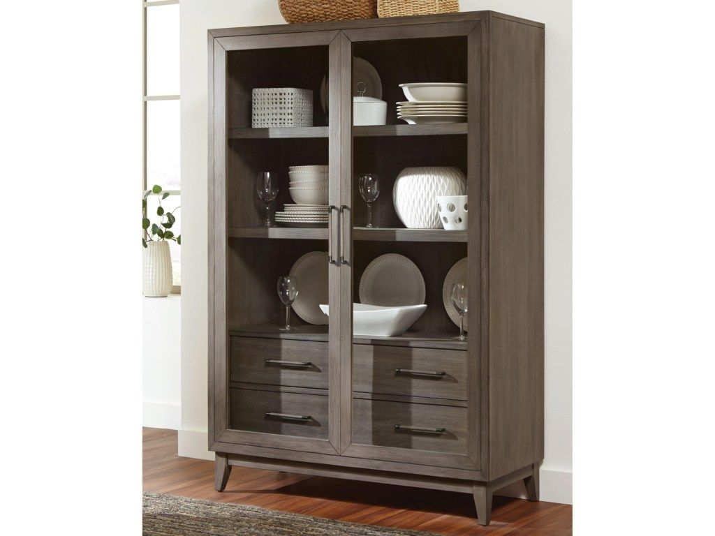 Riverside Furniture Voguedisplay Cabinet Riverside Furniture Furniture China Cabinet