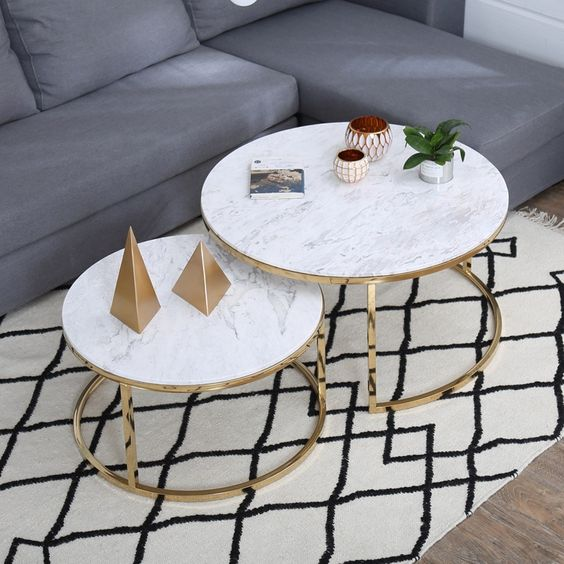 10+ Best Unique Living Room Tables