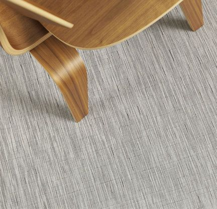 Bamboo Vinyl Floor Mat Moppable Hoseable Chilewich