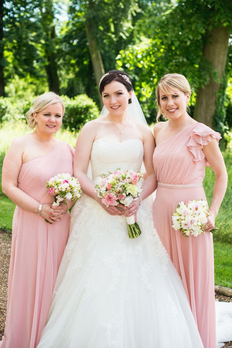 Pretty pink peonies and pronovias for a traditional english pretty pink peonies and pronovias for a traditional english wedding ombrellifo Choice Image