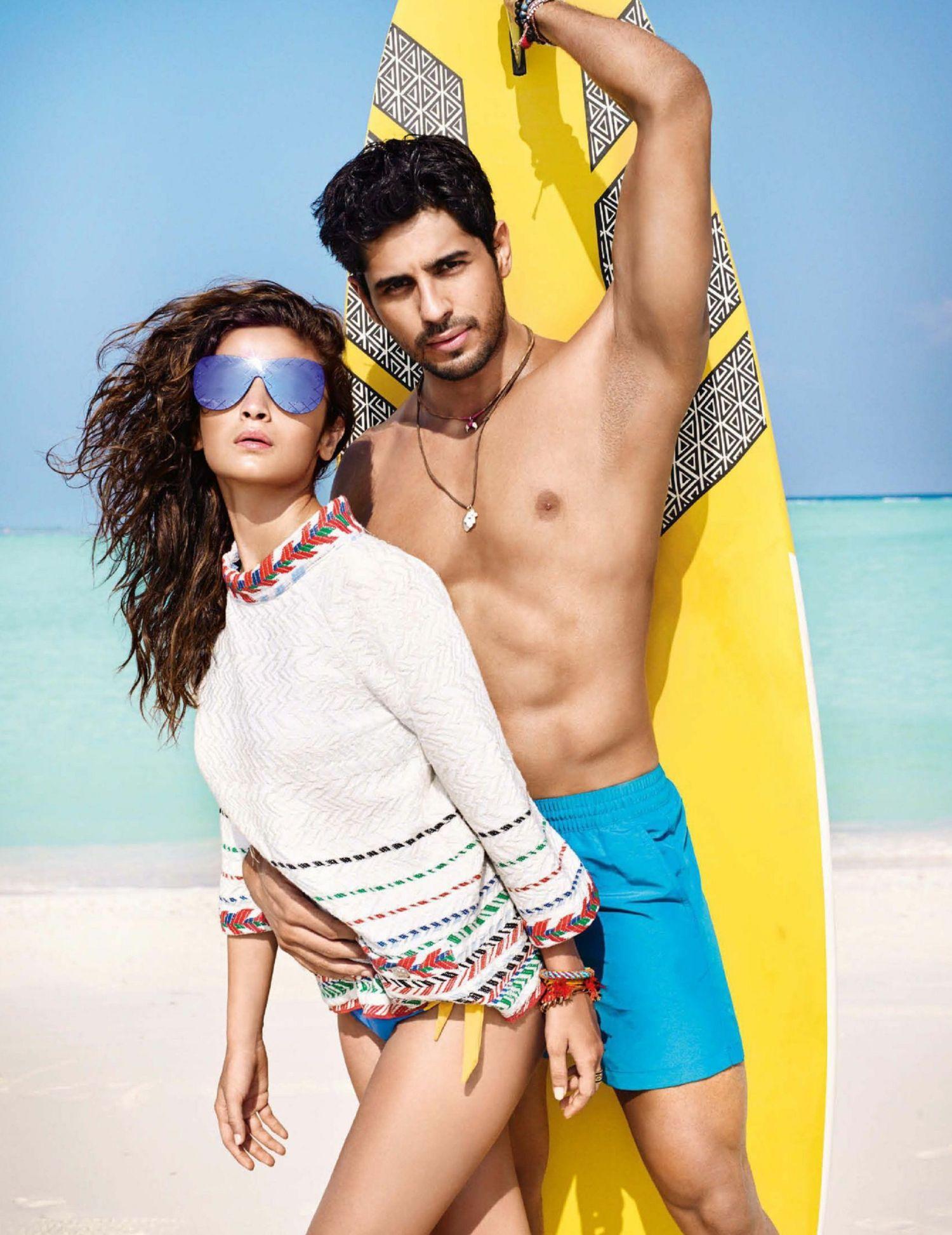 Sid Malhotra,Alia Bhatt - Vogue India 2016  Siddharth -4135