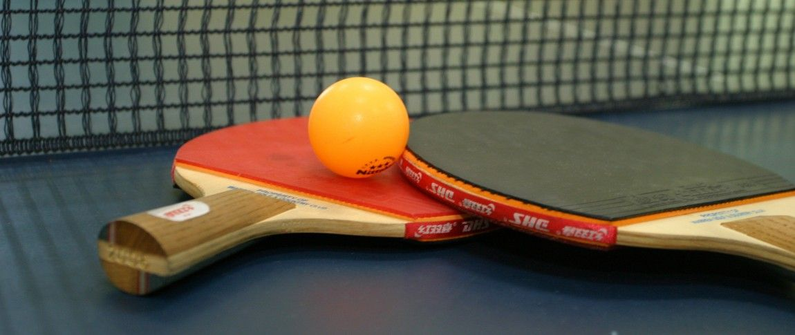 be the best in ping pong