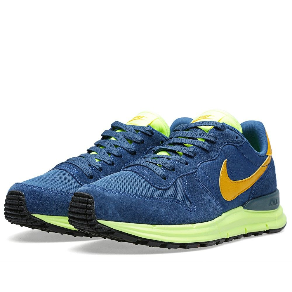 new concept a14c7 ef780 Nike Lunar Internationalist Court Blue