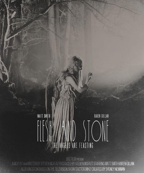 Flesh and stone: Verlo ahora que sabemos quien es River realmente y que ella sabe quien es Amy.