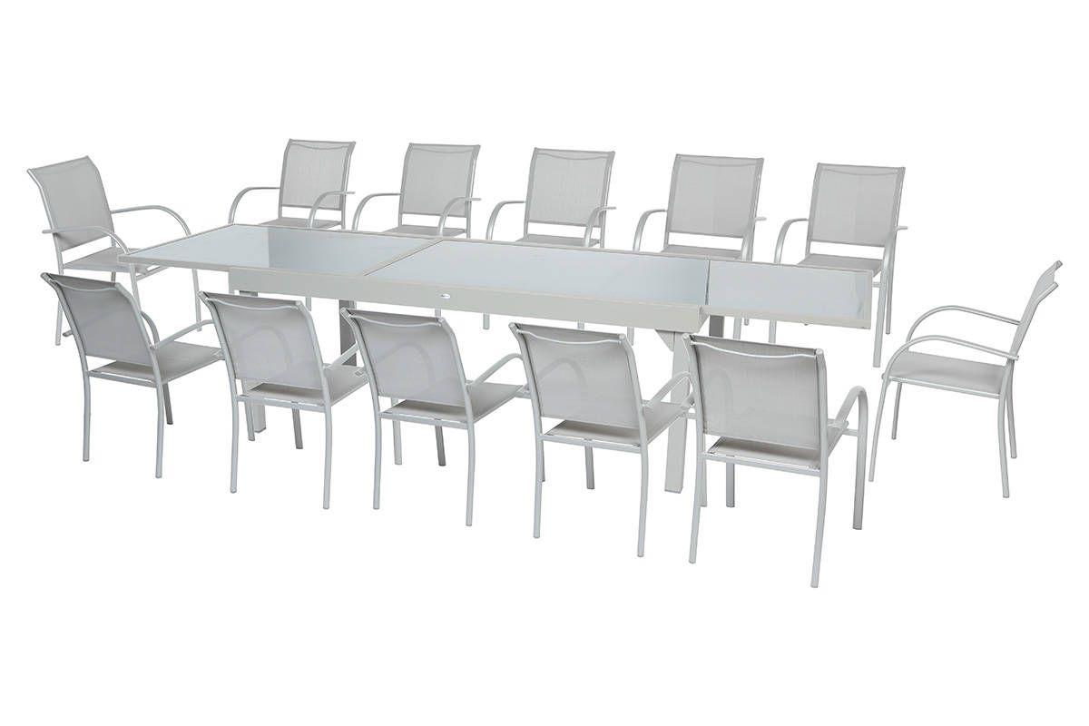 Salon De Jardin Piazza | Table Extensible Top Chicago Salon De ...