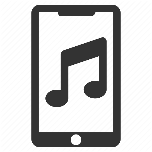 Mobile Mobile Music Musical Note Icon Download On Iconfinder Mobile Music Musicals Icon